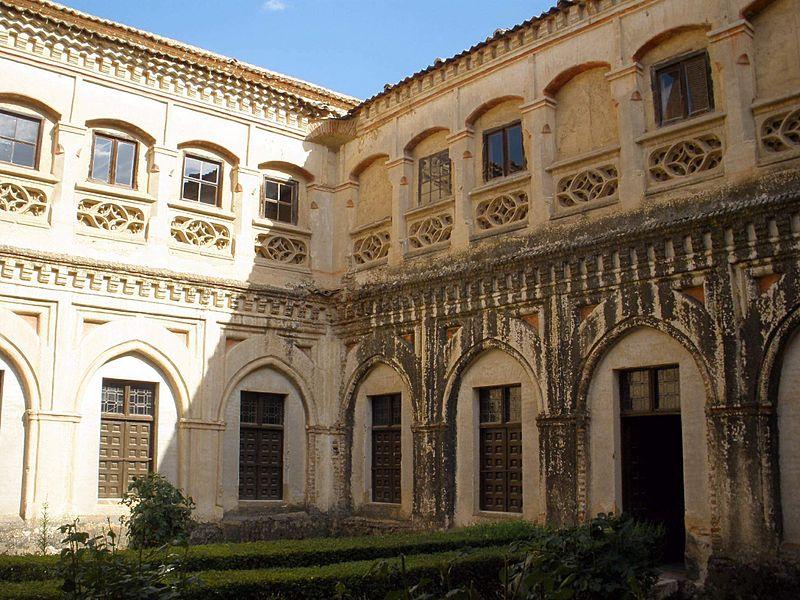 800px Segovia Monasterio de San Antonio el Real 39