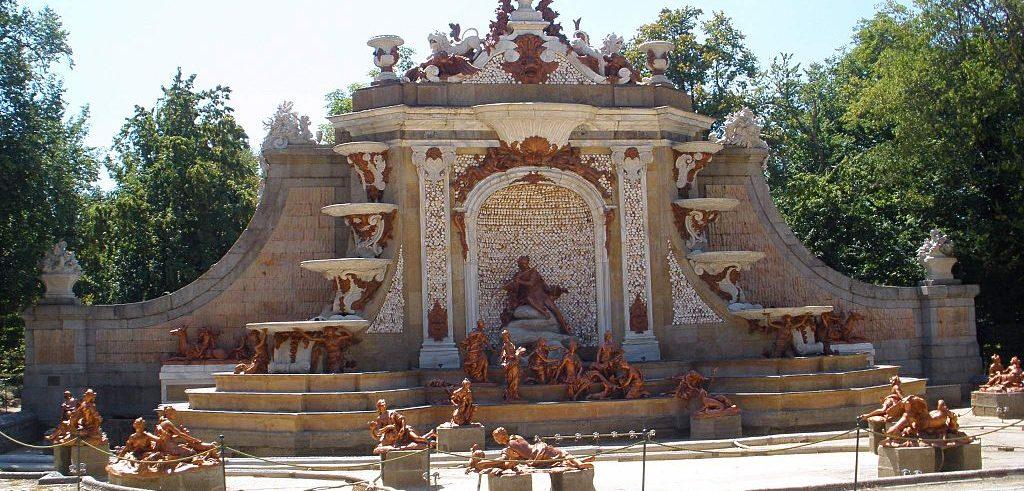 Visita Guiada por los Jardines del Palacio Real de la Granja de Ildefonso