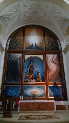 altar carmelitas