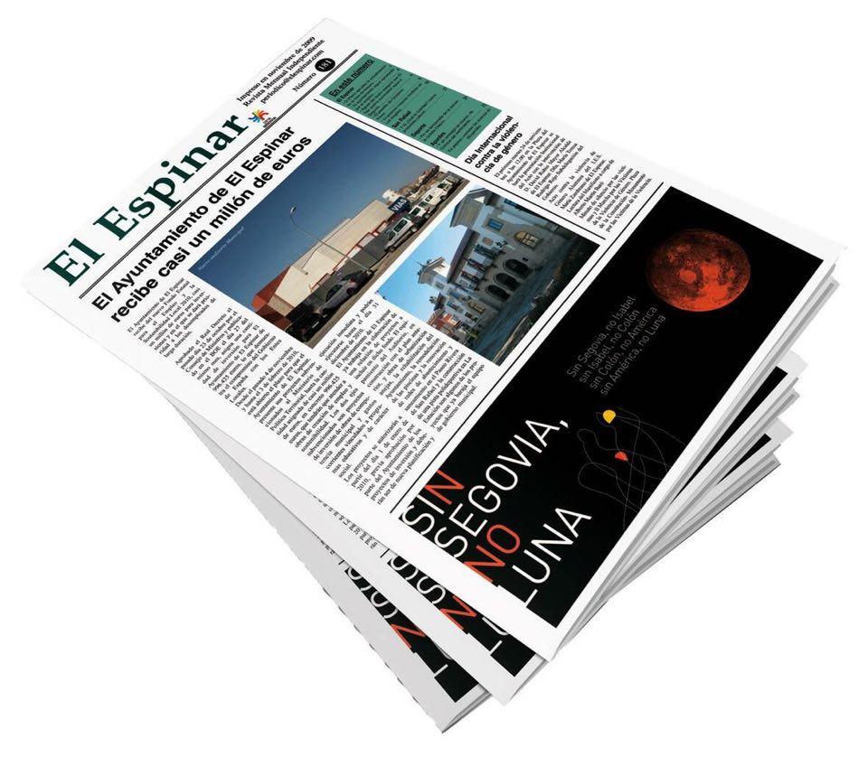 Periódico El Espinar