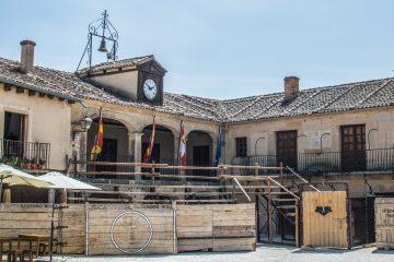 tour guiado en Pedraza
